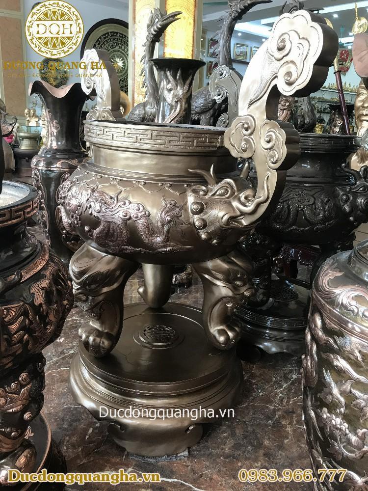 Đồ đồng thờ cúng - Đồ đồng lư hương