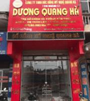 Đúc đồng Quang Hà cơ sở 4