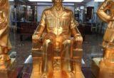 Trong văn hóa dân gian người Việt thì việc thờ tượng đồng Bác Hồ mang ý nghĩa gì